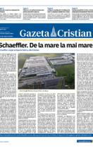 Gazeta Cristian nr. 3, aprilie 2018