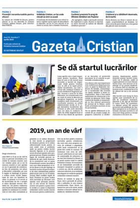 Gazeta Cristian nr. 7, aprilie 2019